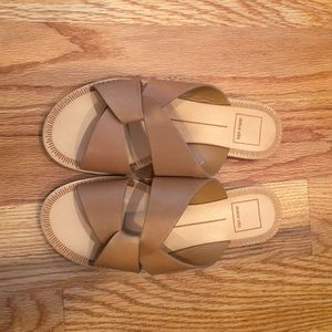 Dolce Vita Derby Slides, 6M (new without tags)